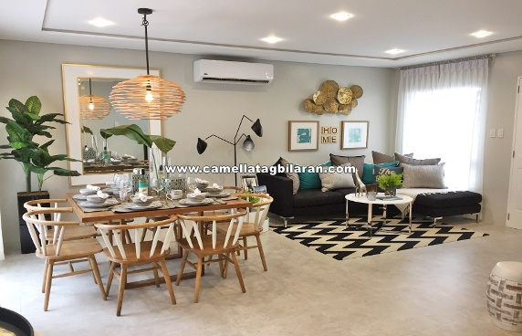 Camella Tagbilaran House and Lot for Sale in Tagbilaran Philippines