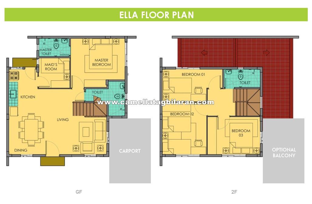 Ella  House for Sale in Tagbilaran