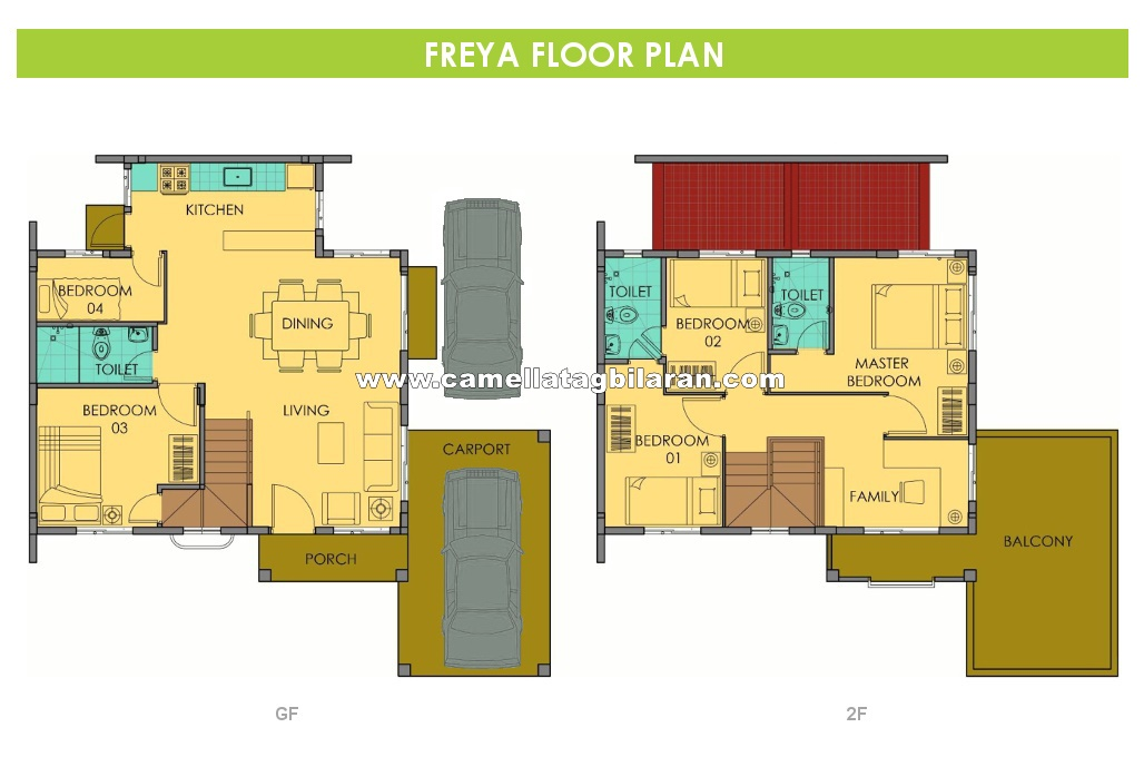 Freya  House for Sale in Tagbilaran