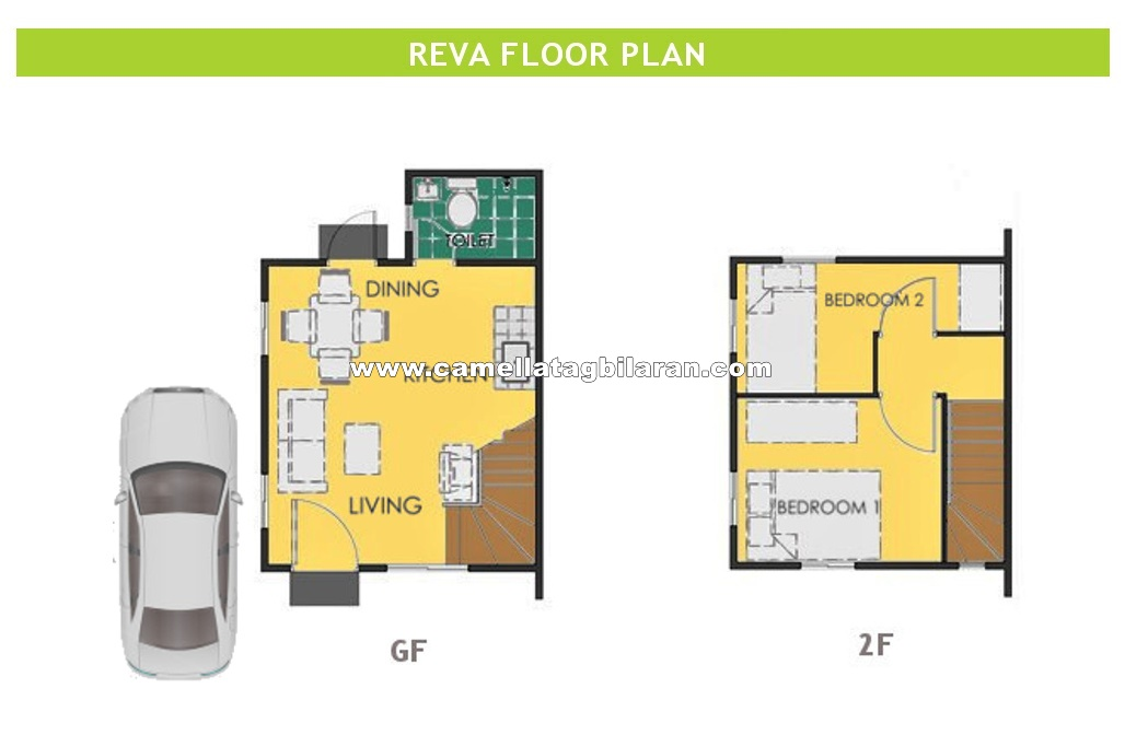 Reva  House for Sale in Tagbilaran