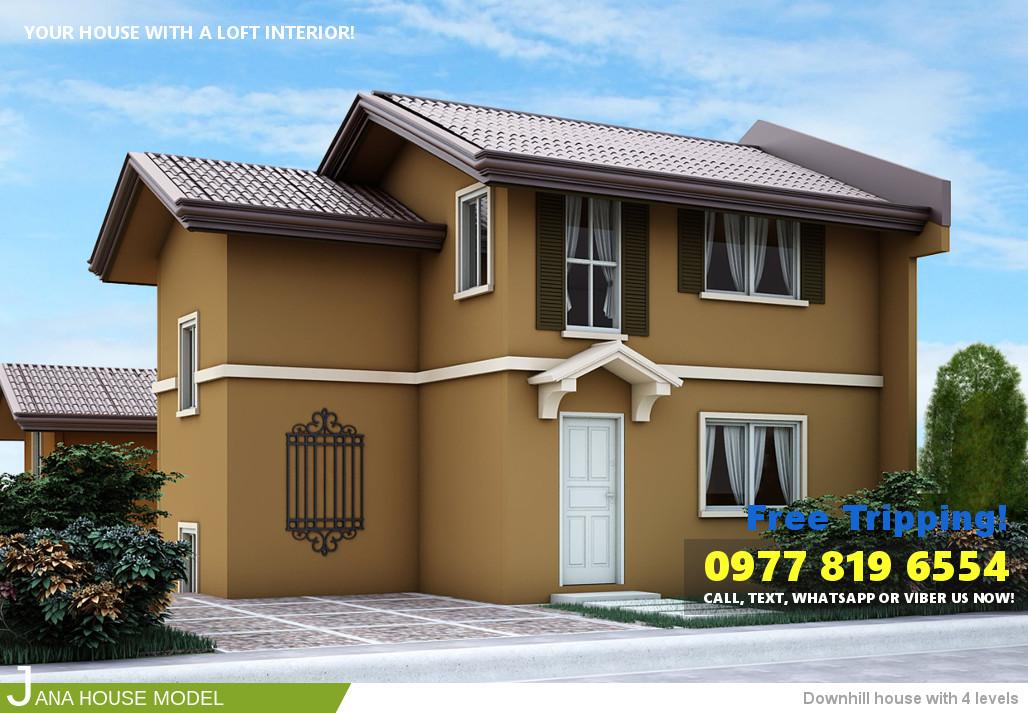 Janna House for Sale in Tagbilaran