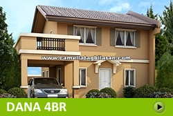 Dana House and Lot for Sale in Tagbilaran Bohol Philippines