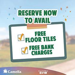 Promo for Camella Tagbilaran.